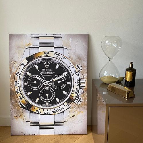 Schilderij Gold Daytona