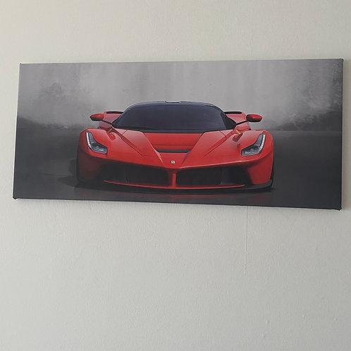 Schilderij Ferrari