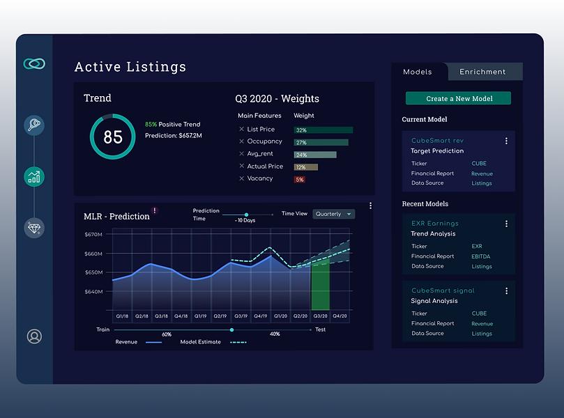 Lagoon, AI-based Investment Platform Das