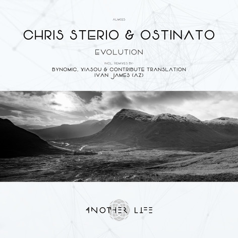 Chris Sterio & Ostinato - Evolution - Another Life Music - 2020