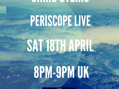 Periscope Live - Sat 18th April 2020