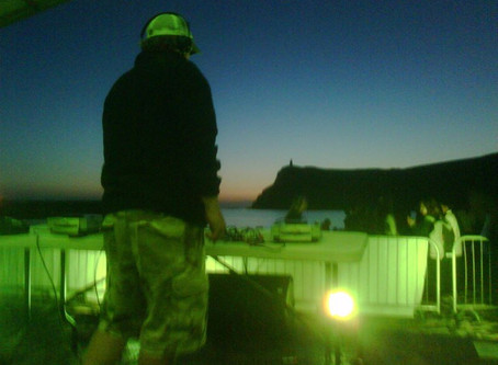 3 gigs forthcoming on Port Erin Beach Stage