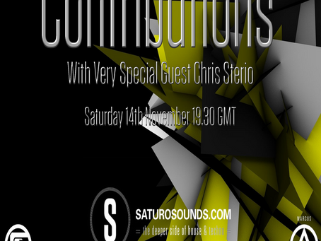 Guest mix this Saturday - Contributions - Saturo Sounds Radio