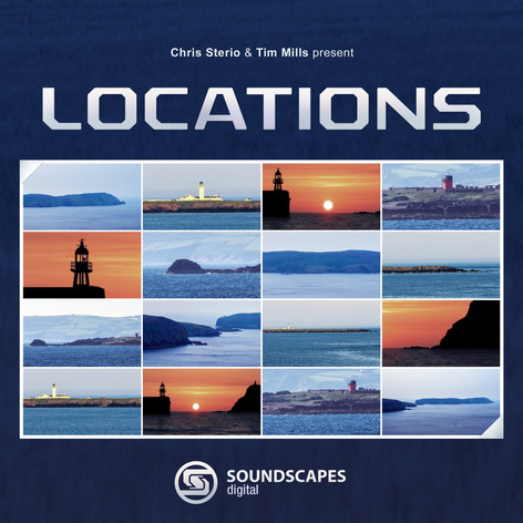 Chris Sterio & Tim Mills Present Locations - 2016