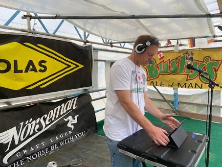 Chris Sterio Live - Deep South Festival Event - Bushy's Beach Stage Port Erin