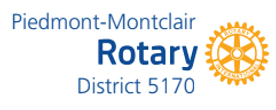 Rotary Logo for Piedmont Montclair Club