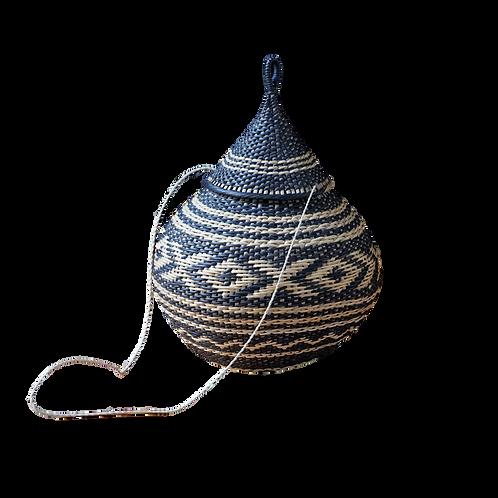 Cestaria Yekuana Azul