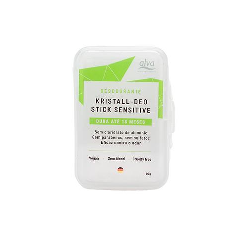 Desodorante Vegano Stone Kristall Sensitive - 90g