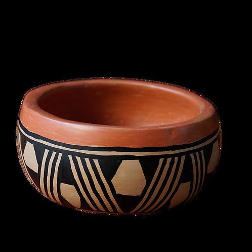 Cumbuca em Cerâmica Pequena Waujá