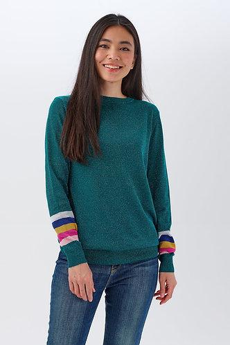 Rita Disco Cuffs Sweater