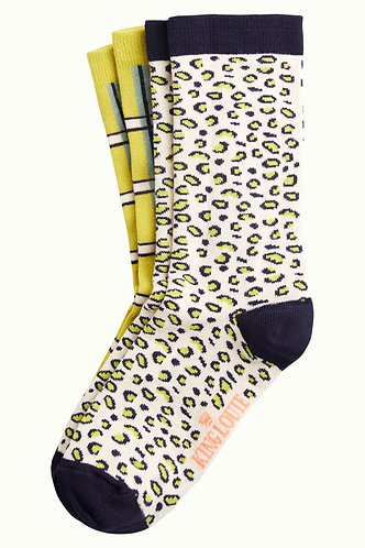 Madras Socks