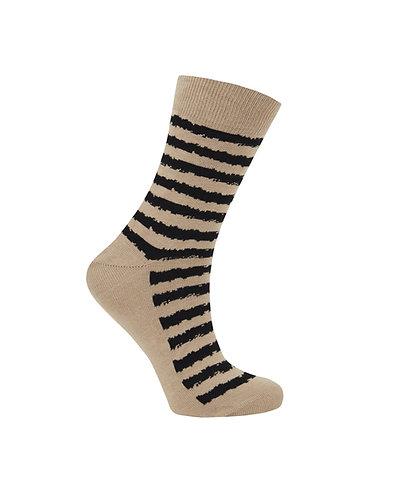 Broken Bretton Socks