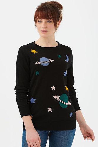 Rita Cosmic Sweater