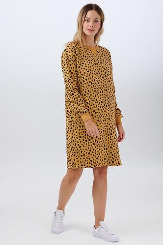 Tegan Animal Sot Sweatshirt Dressp