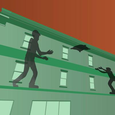 Shadows of Savannah: Workers