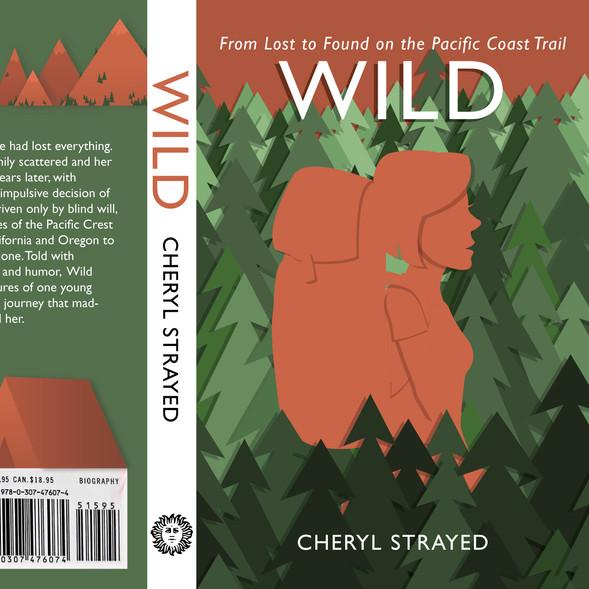 """""""Wild"""" Book Jacket"""