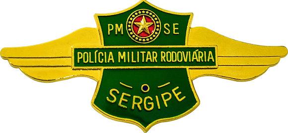 DISTINTIVO POLÍCIA RODOVIÁRIA PMSE