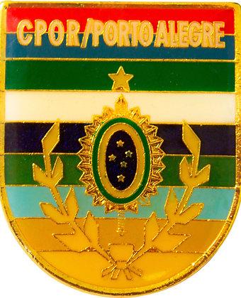 DISTINTIVO DE CURSO CPOR / PORTO ALEGRE