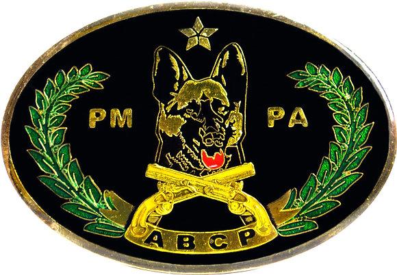 DISTINTIVO DE CURSO ABCP / PMPA