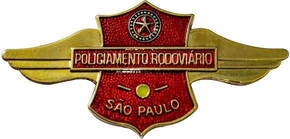 DISTINTIVO POLÍCIA RODOVIÁRIA PMESP