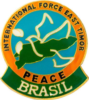 DISTINTIVO PEACE BRASIL
