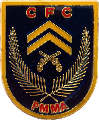 DISTINTIVO DE CURSO CFC / PMMA