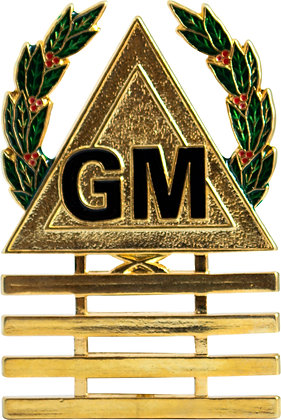 DISTINTIVO GM SUBCOMANDANTE