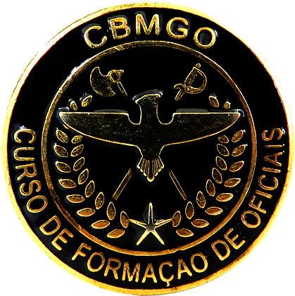 DISTINTIVO DE CURSO CFO / CBMGO