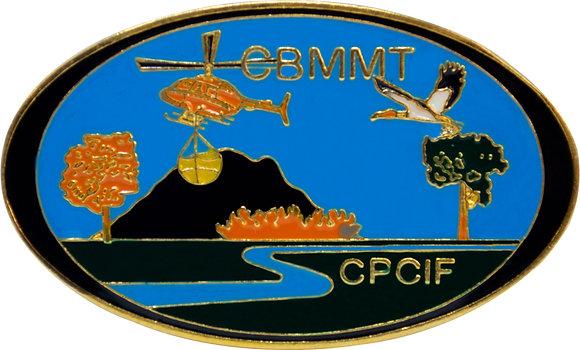 DISTINTIVO DE CURSO CPCIF / CBMMT
