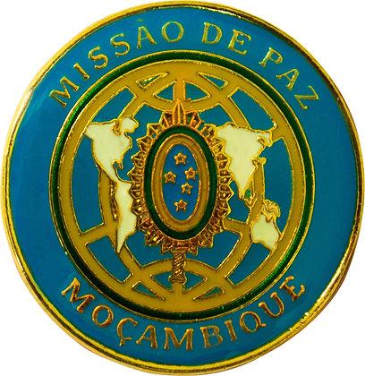 DISTINTIVO MISSÃO DE PAZ / MOÇAMBIQUE