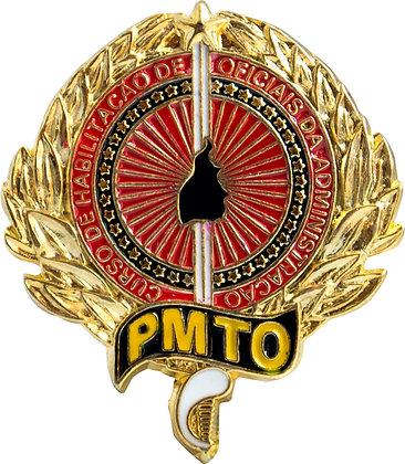 DISTINTIVO DE CURSO CHOA / PMTO