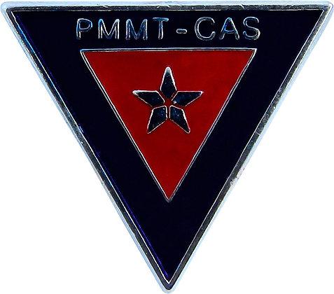 DISTINTIVO DE CURSO CAS / PMMT