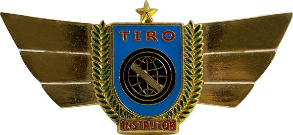 DISTINTIVO INSTRUTOR DE TIRO