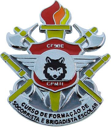 DISTINTIVO DE CURSO CFSBE / CPM II
