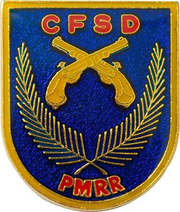 DISTINTIVO DE CURSO CFSD / PMRR