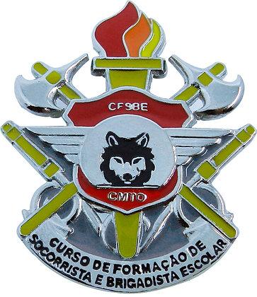DISTINTIVO DE CURSO CFSBE / CMTO