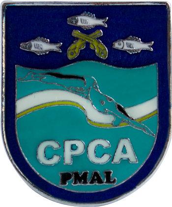 DISTINTIVO DE CURSO CPCA / PMAL