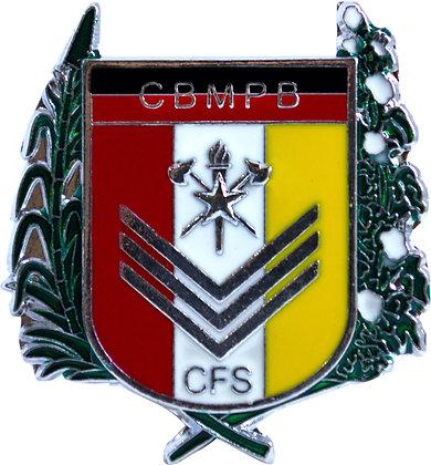 DISTINTIVO DE CURSO CFS / CBMPB