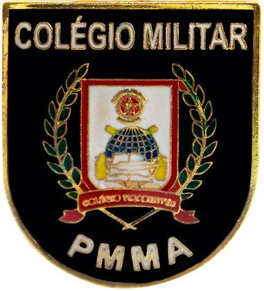 DISTINTIVO DE CURSO COLÉGIO MILITAR PMMA