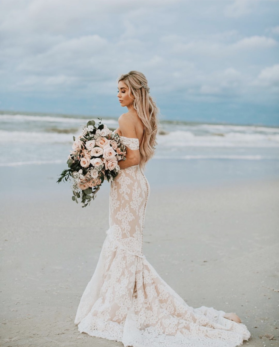 Malindy Elene Wedding Dress