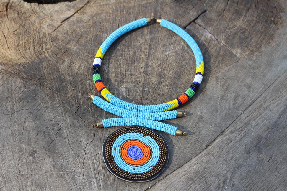 Treasures of the Massai