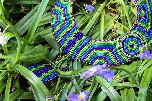 Chausiku collar necklac