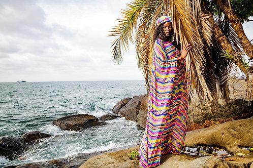 Selenga Gown