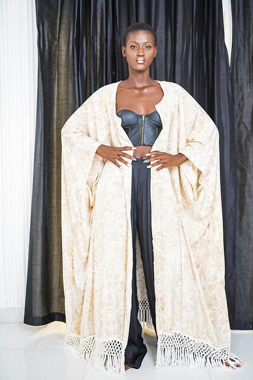 Kainday Tassled Kimono