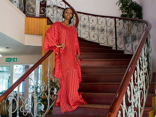 Madam Yalei Maxi Dress