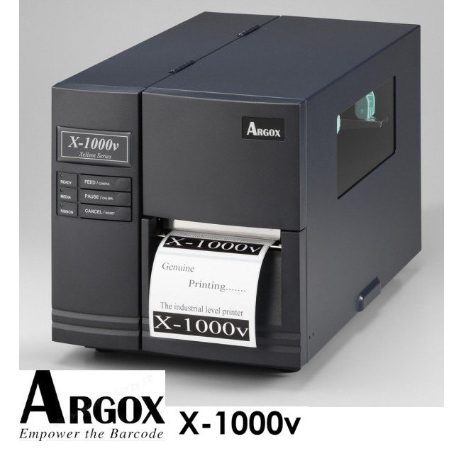 ARGOX X-1000 BARCODE PRINTER DRIVER DOWNLOAD FREE