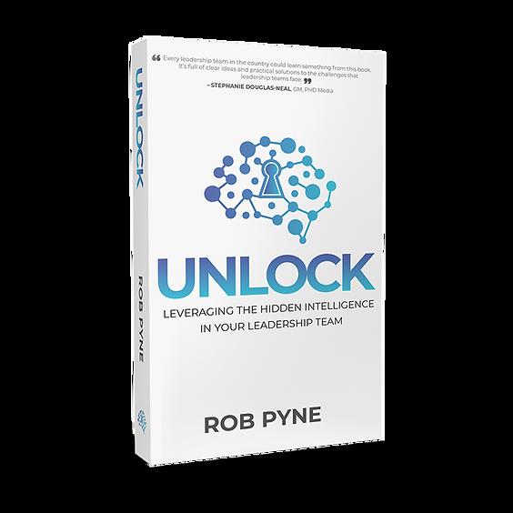 Rob Pyne's Virtual Book launch