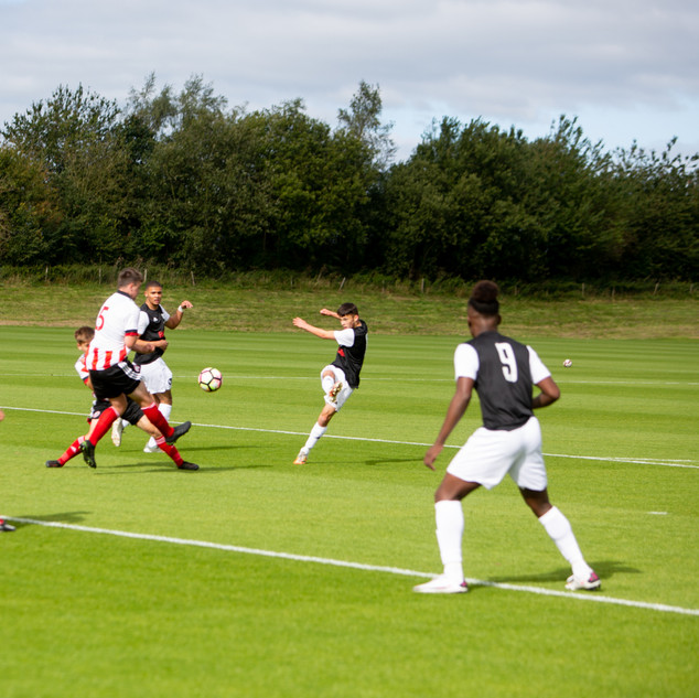 Midfield Talent Dylan Walker hits a banger vs Sheffield United