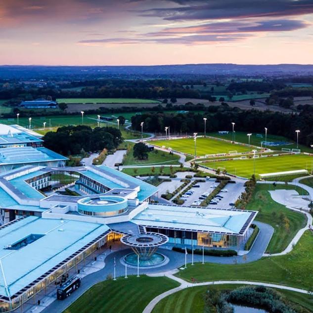 St George's Park National Football Centre, Burton
