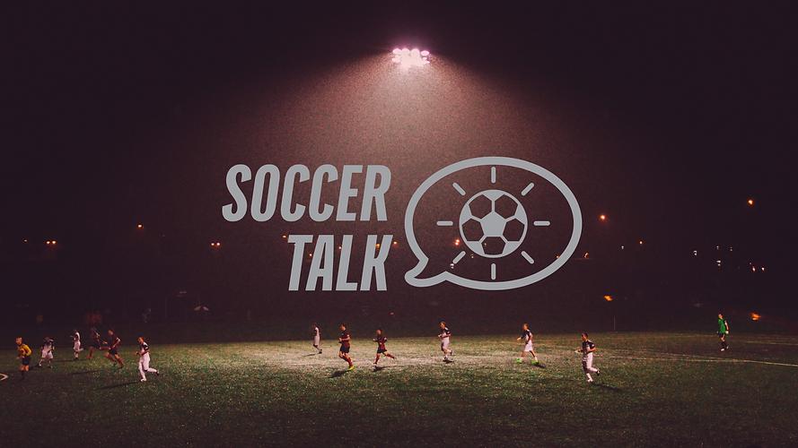Grey Night Pitch Soccer Talk Youtube Cha